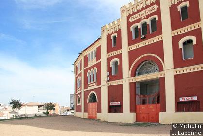 Casa De Los Toros, arène