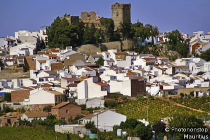 Espagne, Andalousie, province de Cordoue, Montemayor