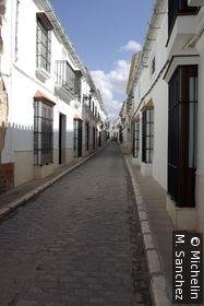 rues du centre ville