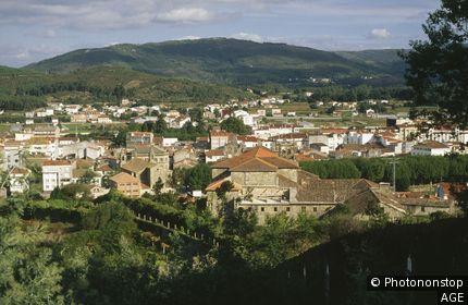 Espagne, Galice, province de la Corogne, Padrón