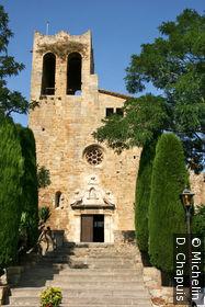 L'église gothique San Pere