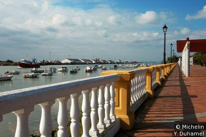 Le fleuve Guadalete