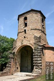 L'ancienne église Sant Pol