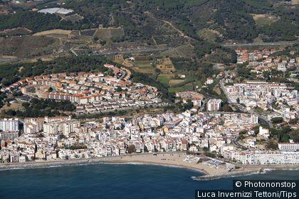 Espagne, Catalogne, province de Barcelone, Maresme, Sant Pol de Mar