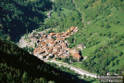 Espagne, Catalogne, province de Gérone, Ripollès, Setcases