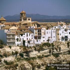 Espagne, Andalousie, province d'Almeria, Sorbas