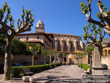 Spanien, Costa Brava, Torroella de Montgri, Altstadt