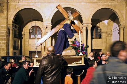 El Cristo de la Caida
