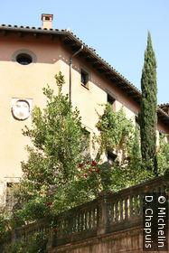 Une maison du quartier médiéval