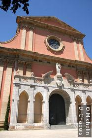 L'église consacrée aux saints patrons de Vilanova : Sant Antoni Abad et la Mare de Déu de les Neus