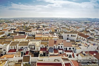 Espagne, Andalousie, Cadix, Villamartín