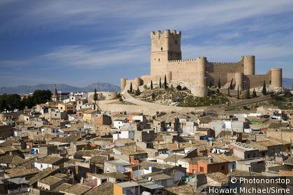 Espagne, Communauté Valencienne, province d'Alicante, Villena