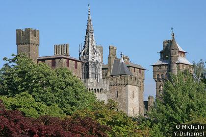 Le Cardiff Castle