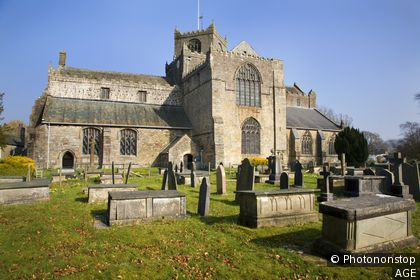Cartmel Priory Cartmel Cumbria England