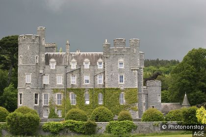 Castlewellan Castle, county down, northern ireland