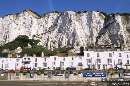 United Kingdom,Great Britain,England,Kent,Dover,The White Cliffs of Dover