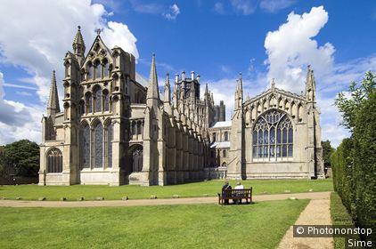 Royaume-Uni, Angleterre, Cambridgeshire, Ely - Cathedral