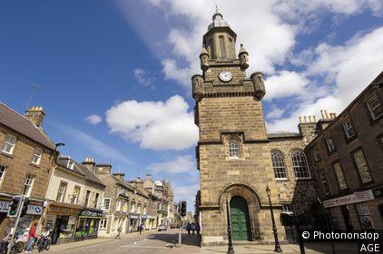 Forres. Moray. Aberdeenshire. Scotland. U.K.