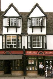 Une façade de boutique