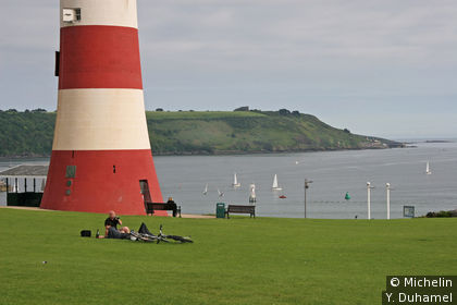 The Hoe Smeaton's Tower