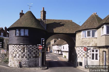 United Kingdom,Great Britain,England,Kent,Sandwich,The Toll Gate