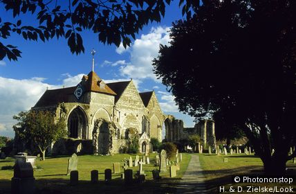 Europe, England, East Sussex, Winchelsea, St. Thomas Church