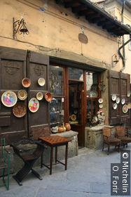 Dans la rue Corso Italia