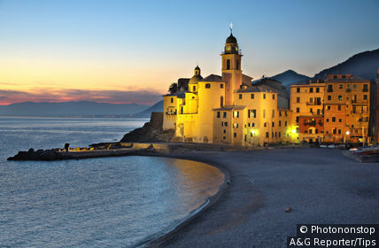 Italy, Liguria, Camogli