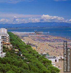 Italie;Frioul-Vénétie-Julienne - Italy, Italia, Friuli-Venezia Giulia, Lignano Sabbiadoro, beach