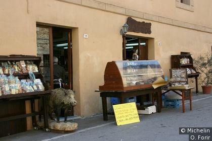 Sur la Piazza Garibaldi.
