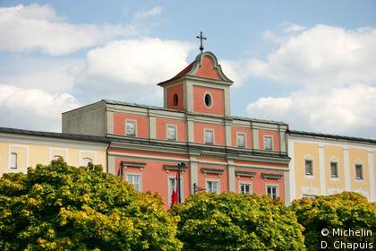 Les façades colorées de Hauptplatz