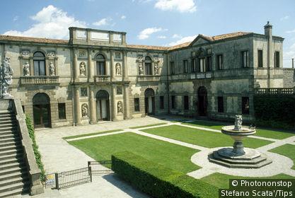 Veneto, Monselice, Villa Duodo