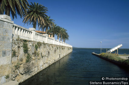 Italy, Tuscany, Orbetello