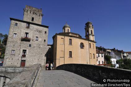 Italy, Tuscany, Pontremoli