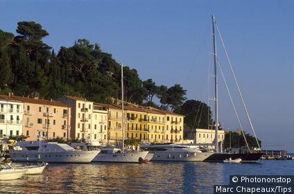 Italy, Tuscany, Porto Santo Stefano
