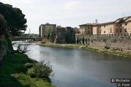 Le fleuve Bizenio.