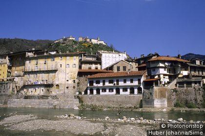 Italy, Piedmont, Varallo Sesia