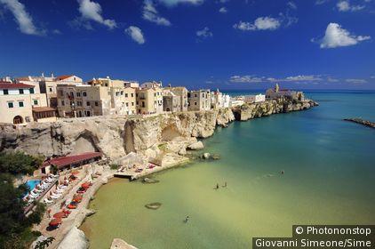 Italie;Pouilles;Gargano - Italy, Italia, Apulia, Puglia, Gargano, Vieste