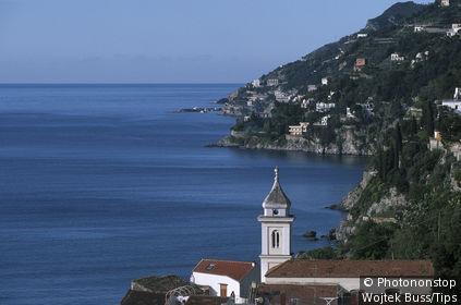 Italy, Campania, Vietri, Amalfi Coast