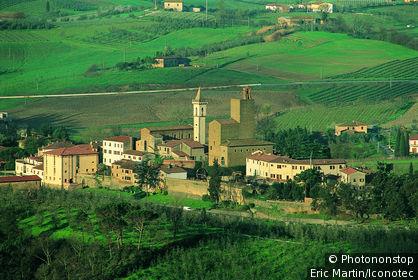 Italie, Toscane, province de Florence, Vinci