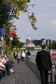 Sur Liffey Board Walk.