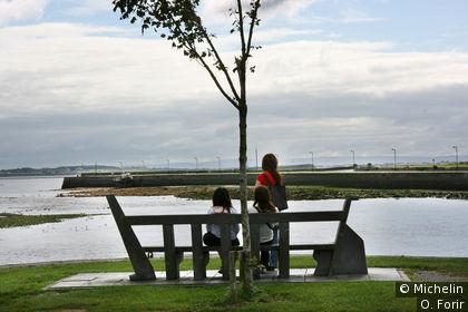 La baie de Galway.