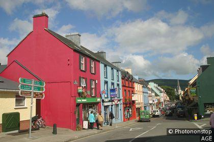 Irlande, Kerry, Kenmare