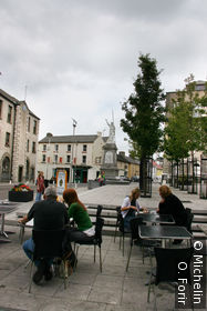 Market square.