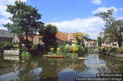 Pays Bas - Amsterdam - Edam