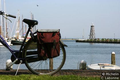 Vue sur Buitenhaven