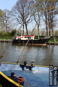 Bateaux dans Binnenhaven