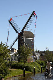 Moulin le long de Rijn Galgewater