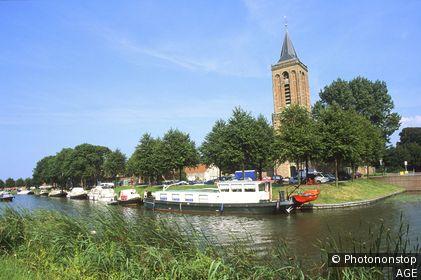 Pays Bas - Amsterdam - Monnickendam