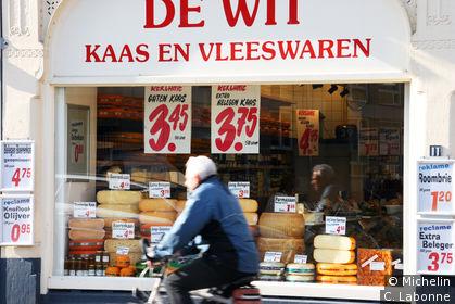 Magazin de fromage dans Lange Hezelstr